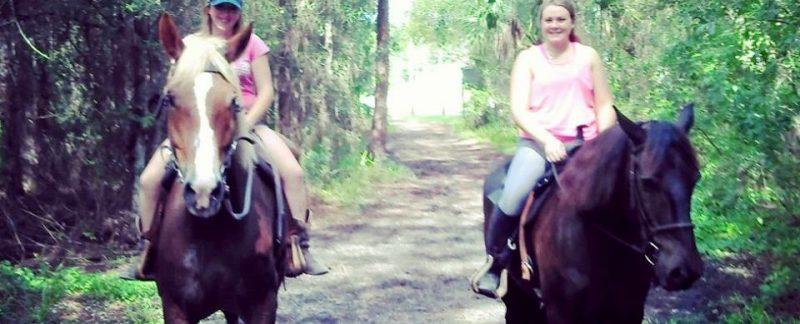 Horseback Trail Rides Tampa bay